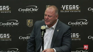 Gerard Gallant On Getting Home And Division Wins – Video