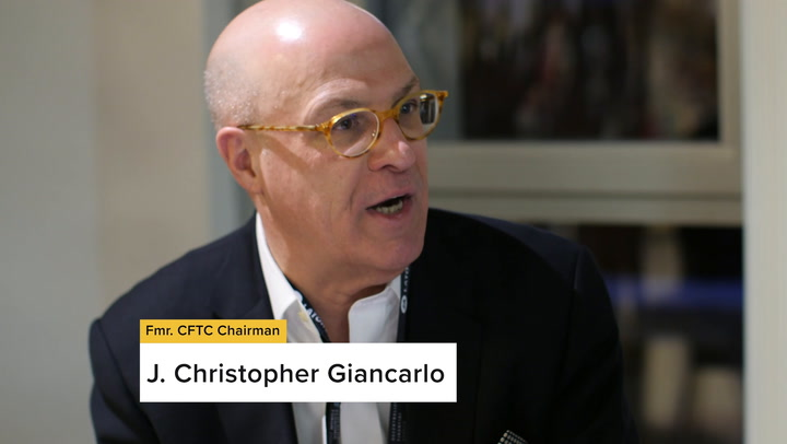 Ex-CFTC Chair Christopher Giancarlo on Why He Launched Digital Dollar Project