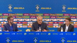 Tite convoca a Neymar para amistosos de Brasil ante Colombia y Perú