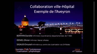 Collaboration Ville-Hôpital par l