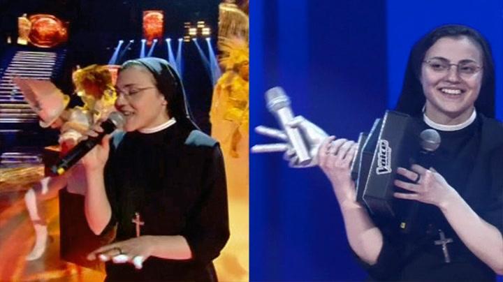 Syngende nonne vant «The Voice»