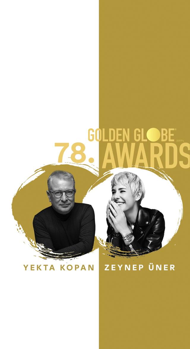 78. Altın Küre Ödülleri - Simultane çeviri