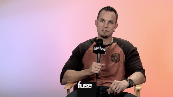 "Interviews: Mark Tremonti what is the ""Tremonti Project"""