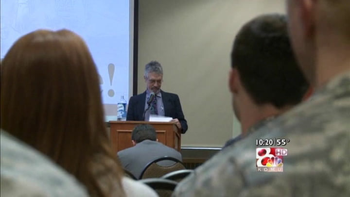 MU Event Encourages Veterans to Share Experiences