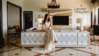 Lauren + Hayden | Cabo San Lucas, Mexico | Hilton
