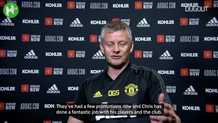 Solskjaer happy with how Sheffield United have helped Manchester United