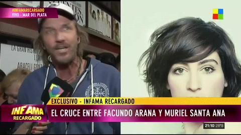 Facundo Arana: Cuando yo digo que la mujer es sagrada, no la estoy cosificando