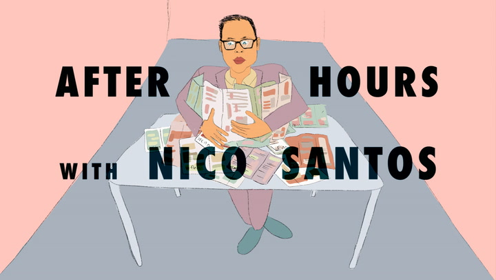 After Hours with Nico Santos