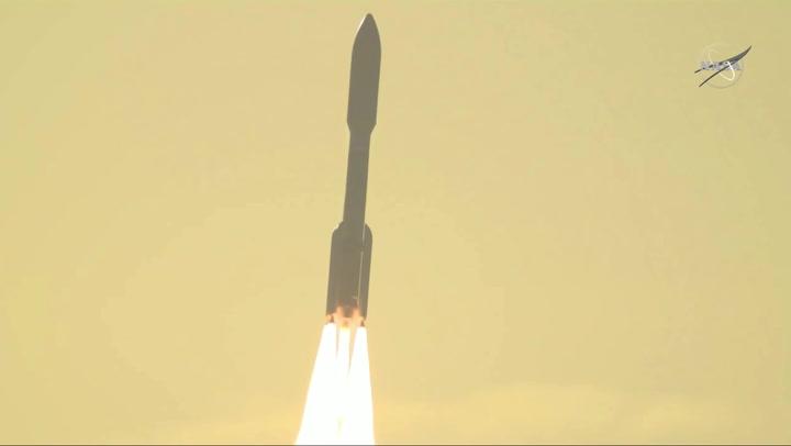 Blastoff! NASA's Perseverance rover launches to Mars
