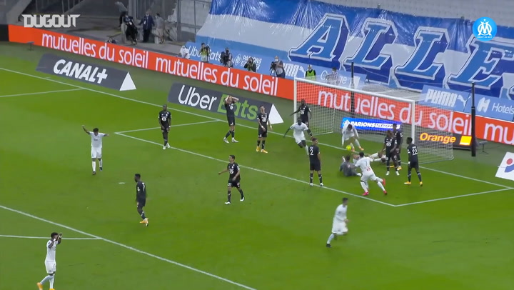 Valère Germain's late equalizer vs Lille