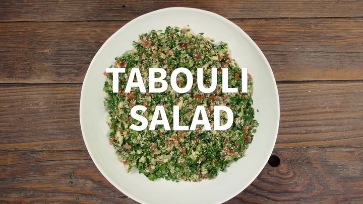 Tabouli salad recipe tabbouleh the mediterranean dish forumfinder Choice Image