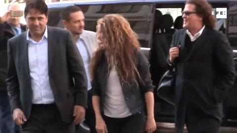 Desestimada la demanda de plagio contra Shakira y Vives por