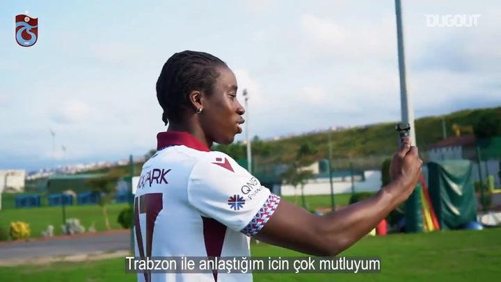 Diabete, Trabzonspor'da!