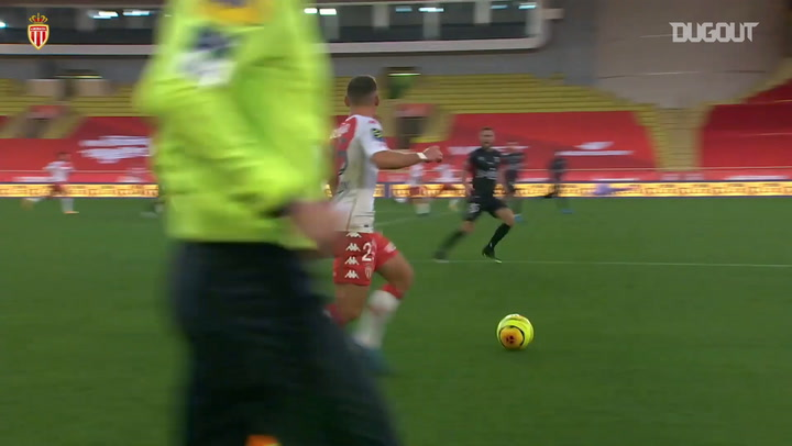 Gelson Martins' great header vs Nîmes