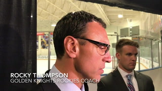 Rocky Thompson postgame news conference