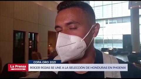 Roger Rojas se une a la Selección de Honduras en Phoenix