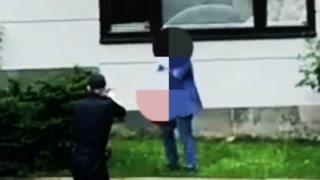 Knivmann skutt av politiet i Oslo