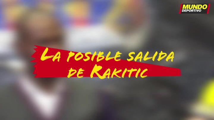 Entrevista Éric Abidal: La posible salida de Rakitic