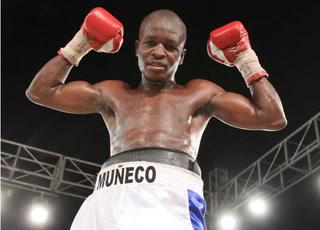 El boxeador hondureño