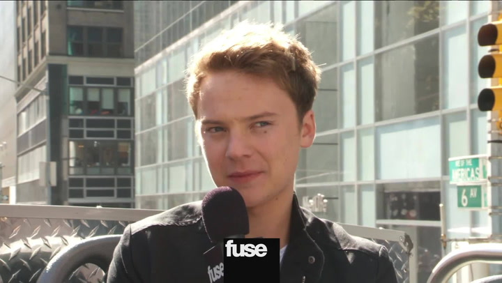 Conor Maynard On Firsts and Lasts
