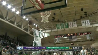 Sole Possession of Third Place on the Line for UND Men's Basketball