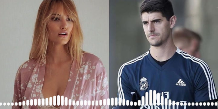"Alba Carrillo estalla contra Thibaut Courtois: ""Tienes la bragueta demasiado suelta"""