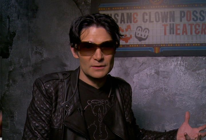 """Shows: ICP: Corey Feldman Attacks """"Faceless Entity"""" YouTube for Deleting Channel - Exclusive Interview"""