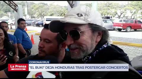 Marco Antonio Solís deja Honduras tras postergar conciertos
