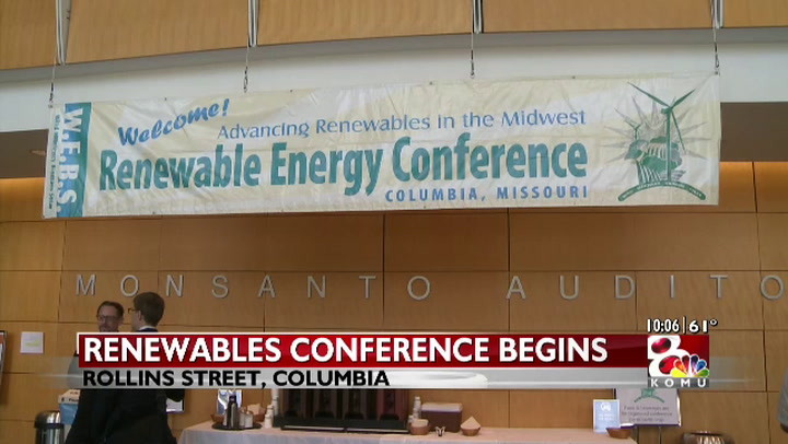 Conference serves as hub for advancing renewable energy