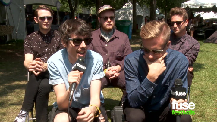 Interviews: Lollapalooza 2014: Joywave