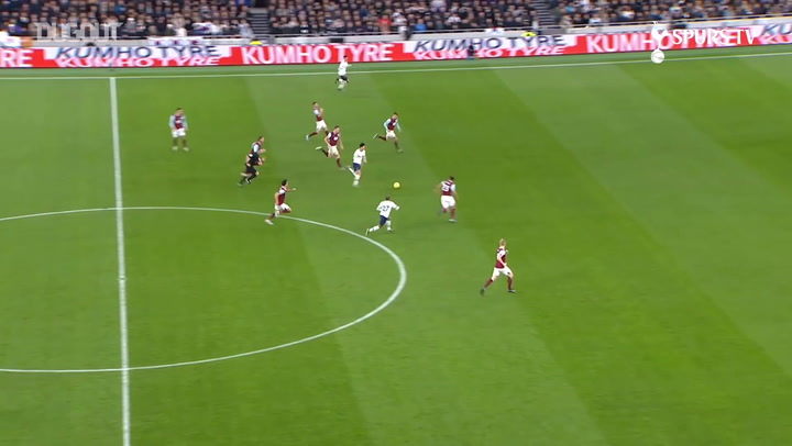Heung-Min Son's world class solo goal vs Burnley