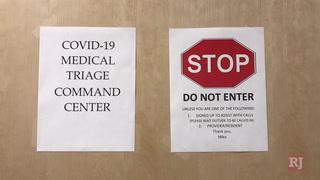 UNLV call center volunteers answer coronavirus concerns