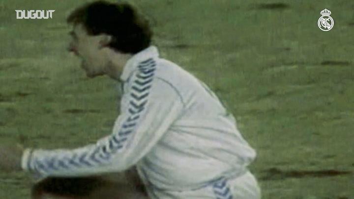 Real Madrid's title-winning season of 1989-90