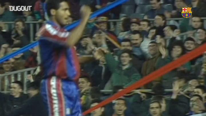 Top 5 goles del Barça ante el Osasuna