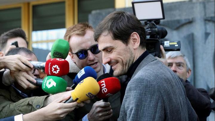 Iker Casillas confirma que su candidatura a la presidencia de la RFEF sigue adelante