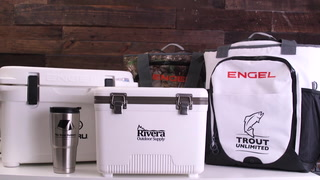 Engel Coolers and Tumblers
