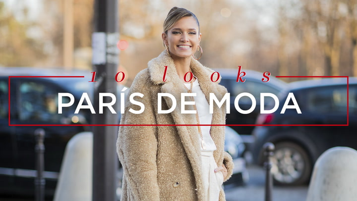 \'Street Style\': las invitadas a la Alta Costura de París