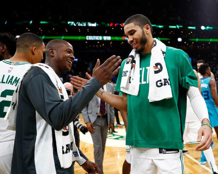 Celtics leave several players in Boston ahead of preseason finale