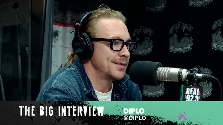 Diplo Reveals If He's Working With Rihanna On Her Anticipated Album
