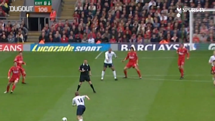 Spurs' Top Five Goals V Liverpool