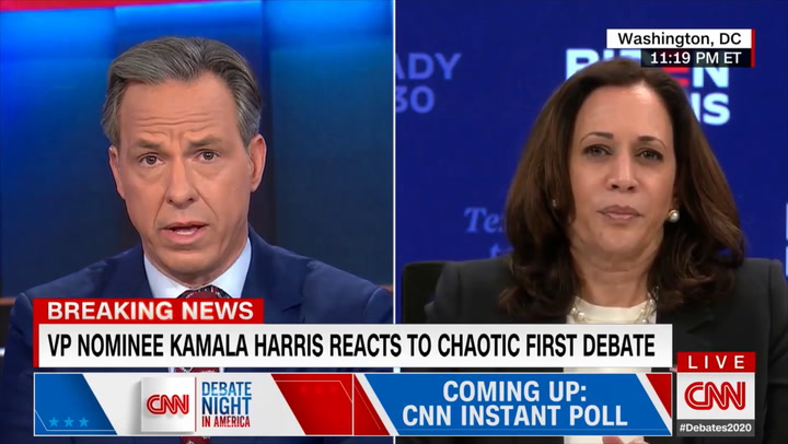 Harris Refuses to Answer on Expanding SCOTUS: 'Deal with Later Later' and Don't 'Get Distracted'