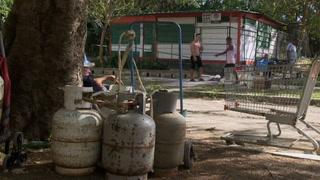 Cuba enfrenta escasez de gas doméstico tras sanciones de EEUU