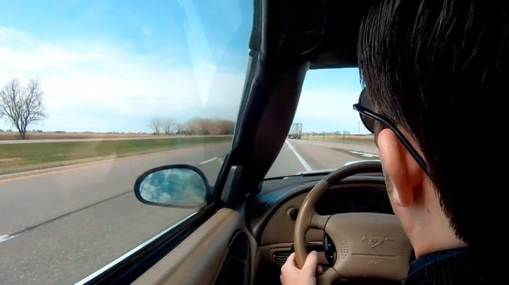 Plutselig besvimer sjåføren bak rattet