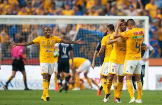 ¡Tigres le pega a Rayados y jugará la gran final de la Liga MX!