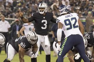 Recap of Raiders 17-13 loss to Seahawks in final preseason game