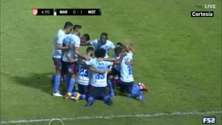Motagua derrota a Marathón en el Olímpico y pone pie y medio en semis de Liga Concacaf