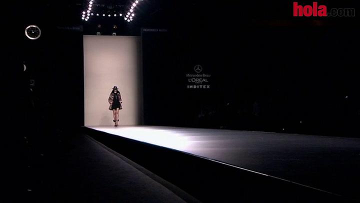 Fashion Week Madrid otoño-invierno 2014-1015: Juan Vidal