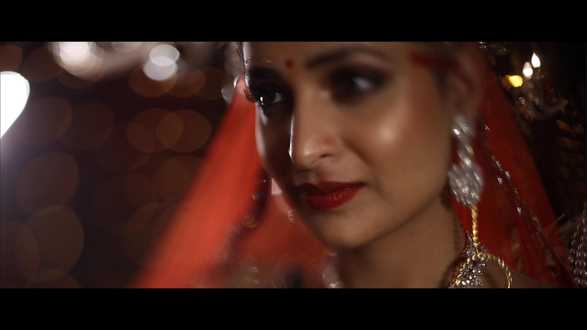 Nandini + Anshul | Raipur, India | Sona Vatika