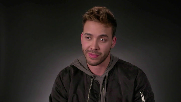 Prince Royce Plays 2 Truths and a Lie
