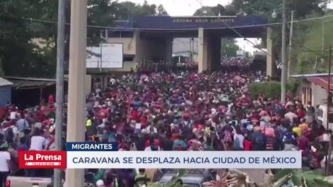 Trump amenaza con recortar ayuda a Honduras sino frenan caravana de migrantes